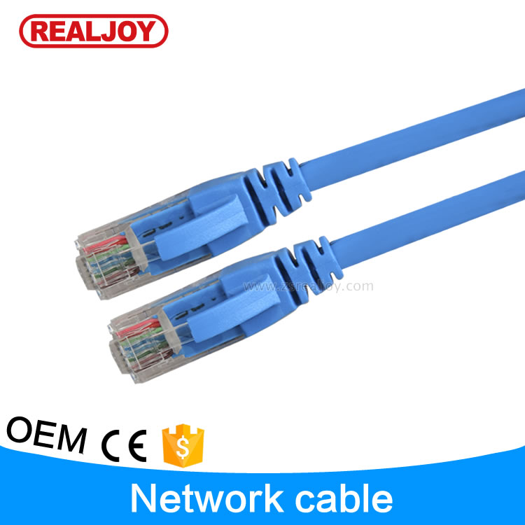 1m customized high-speed Cat5 cat5e stretch-proof Network Lan wires Cable