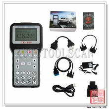 AKP104 CK200 Auto Key Programmer No Tokens Limitation Newest Generation Updated Version of CK-100