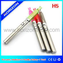 2014 new vape mod vase ecig H5 clearomizer vape pen