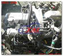 Japan produced original factory complete 1RZ 2AZ 3E 4K 1HD 5L engine with well running and price guaranteed