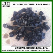garden gravel prices/ black crushed stone