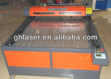 GH-1325 blanket laser cutting machine