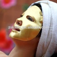 Factory price korea 24 k facial gold mask with good quality
