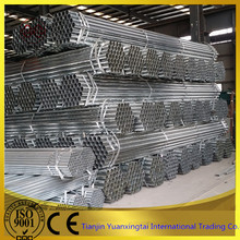 Round Section Shape and Q345,Q195-Q345,10#-45# Grade galvanized steel pipes