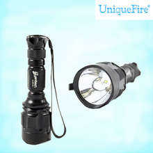 UniqueFire security search light 1 mode led flashlights safe torch
