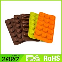 Rohs Certified High Standard Personalized Foldable Silicone Ice Tray Case
