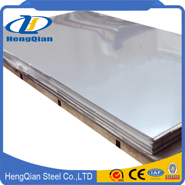 manufacturer sell standard size 2mm aisi 304 2b stainless steel plate
