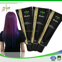 Best natural Gloss hair color acid type OEM is welcome, squid ink color
