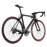 Super light!2017 New Style Racing Bicycle Cheap Carbon Road Bike