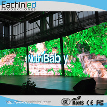 p3.9 & P2.9 led screen curve led display panel / LED video wall