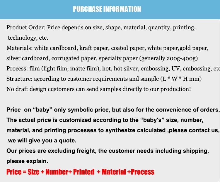 white card colorful sealable paper bags manufacture