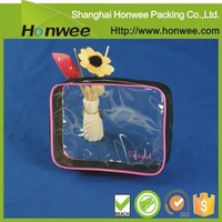 2015 new products quality products vinyl pvc clear bag