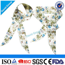 Certified Top Supplier Wholesale Custom Promotion Hijab Scarf & Popular Fashion Magic Scarf