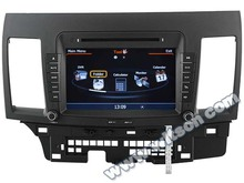 WITSON dvd head unit for MITSUBISHI LANCER