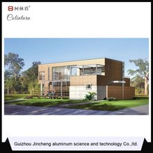 Bottom Price New Arrival aluminum structure cheap container house
