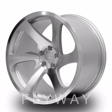 Flyway FE051 Stagger 3SDM Alloy Wheel 18x9.0 18x10 Front And Rear Size With Full Machined Face