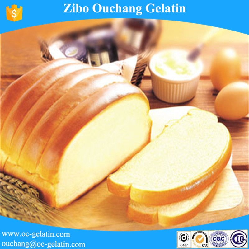 Top sale delicious food 150 bloom Food Gelatin for Sweeteners / marmalade