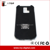 External Battery Pack Phone Charger Case for HTC One M8