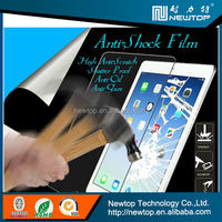 New Arrival!! Anti-explosion /Anti-shock protective film for ipad mini