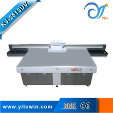 KingJet KJ-2513 UV flatbed printer / UV inkjet outdoor and indoor printer