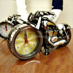 Business anniversary gifts 2014 business premium and gift motorcycle alarm clock