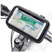 Hiking Cycling Touch Screen Waterproof Bag Bike Mount Mobile Phone Holder For iPhone