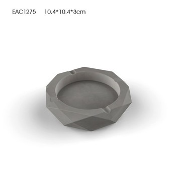 Smoking Accessories natural concrete/cement ashtray, Smokeless Ash Tray