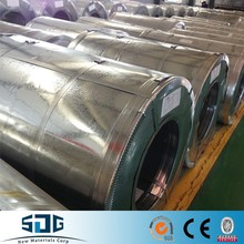 Galvanised corrugated steel sheets coils / galvanized metal roof building materials