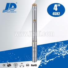 China 4 Inch Submersible Stainless Steel Centrifugal Water Pump