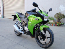 high quality competitive price amazing speed Chinese powerful 150cc EEC racing motorcycle with Zongshen engine