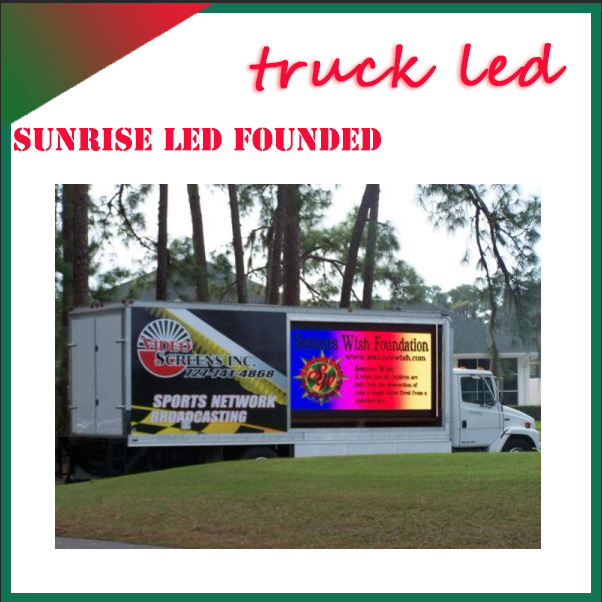 Ali express electronic Truck led mobile truck food truck for sale