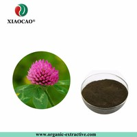 China Manufacturer Supply Natural Red Clover Extract With Isoflavone powder Biochanin A Extract