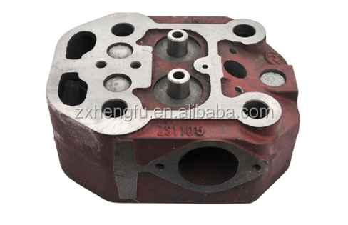 ShengFu ZS1105 diesel engine spare parts single cylinder head