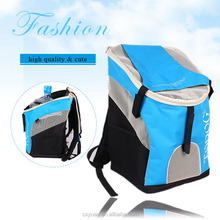 Wholesale high quality pet travel dog carrier backpack bag