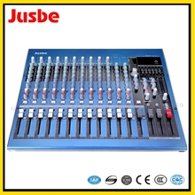 MD16/6FX 16-Channel professional manufacturer stage audio mixer with equalizer loudspeaker