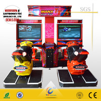 2015 Hot sales coin operated kids arcade simulator motorcycle