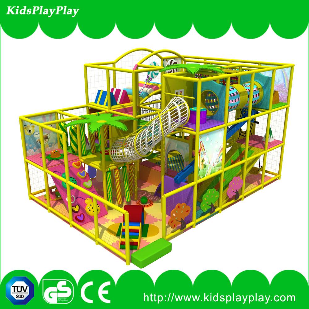 Jungle Gym Indoor Playground Equipment Kids Soft Play