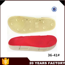 new desigh air cushion soles for shoe make colorful soles for slippers EVA
