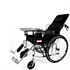 Medical Devices High Backrest Hospital Wheelchair