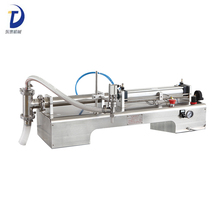 Bottling Equipment Manual Durable Juice Pouch Filling Machine
