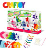 DIY kit toy girl craft X'mas felt ornament kit