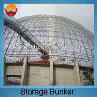 China Honglu Steel Structure Storage Bunker For Sale