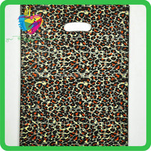 alibaba express china colorful Die Cut Plastic handle Bags For Shopping