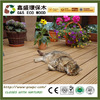 High quality bamboo plastic composite deck cheap price solid wpc flooring anti-uv wpc decking