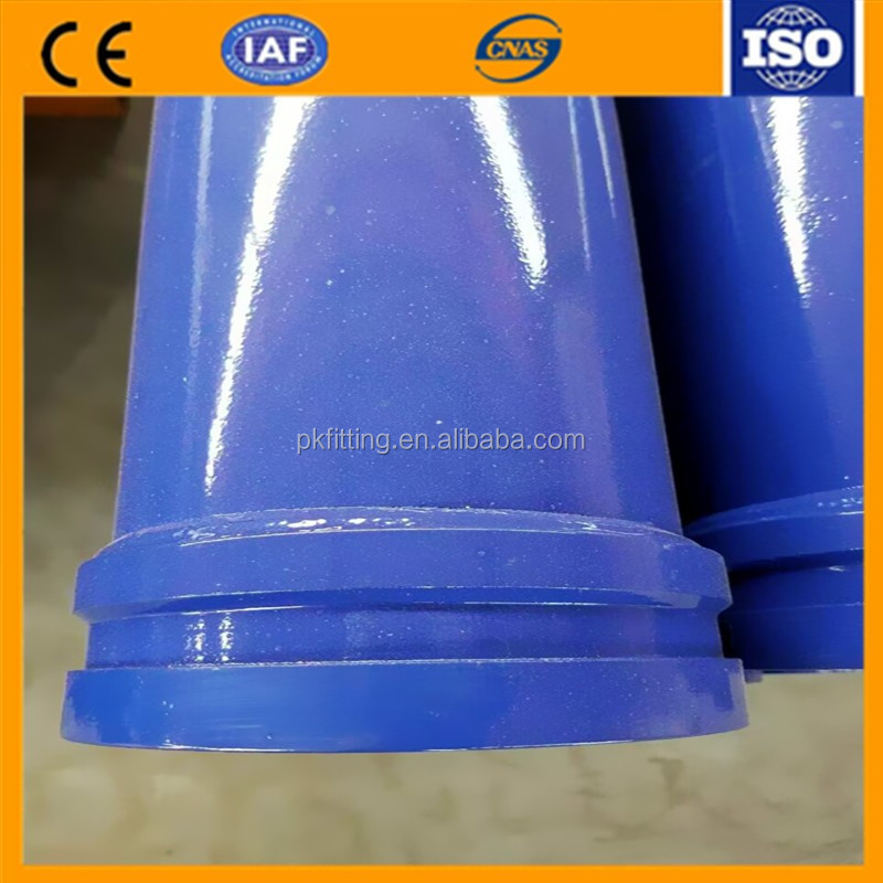 Company recommended engineering transport trailer pump pipe