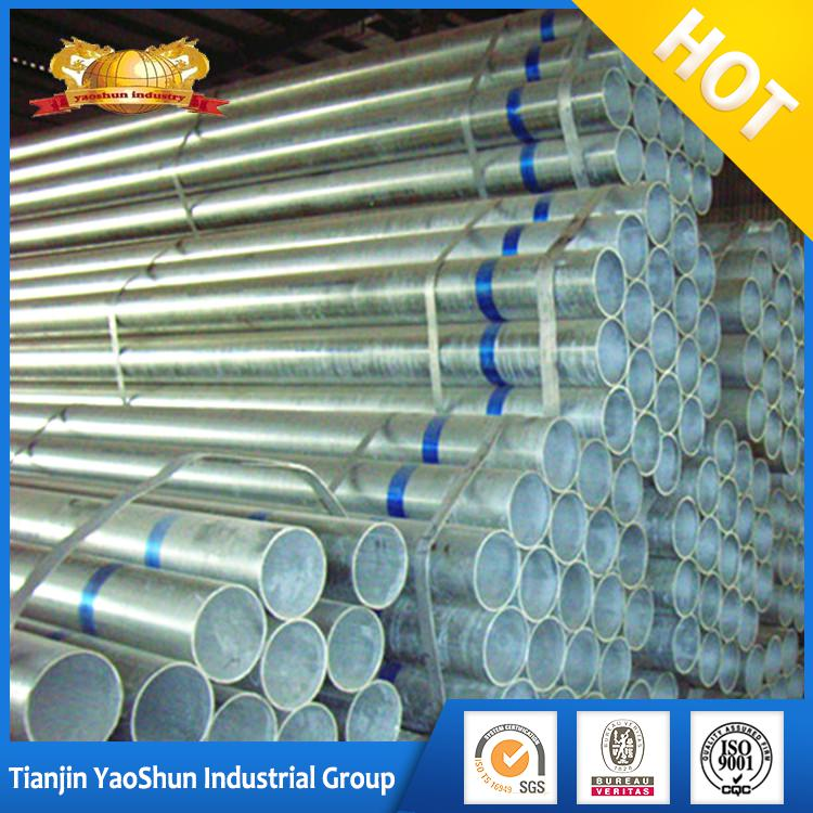 3- inch galvanized pipe prices