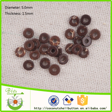 Jewelry Making DIY Round Natural Wooden Spacer Beads