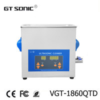 Digital control industrial ultrasonic cleaner for cleaning Jewelry and Tools