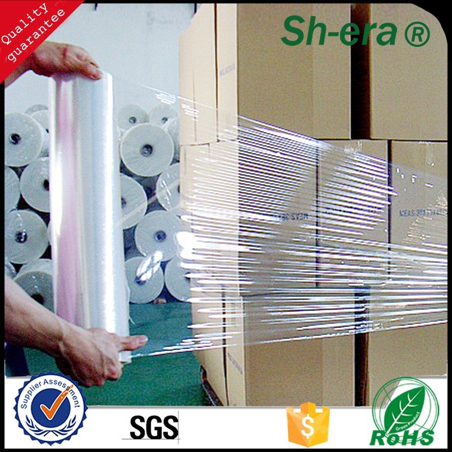hot sell high quality wholesale PE Stretch Film for sealing