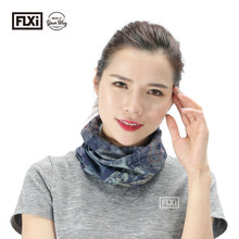 FLXi Multipurpose Elastic Seamless Tube Cycling Bandana Neck Wear